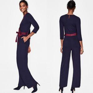Boden Dresses - Boden Isla Jersey Jumpsuit - Navy size 4